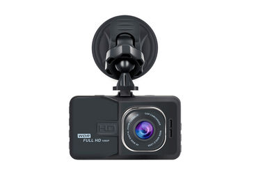 China Full HD 1080p 2 Channel Car DVR , Dual Camera Dash Cam 2ch Car DVR 170Degree Loop Recording factory