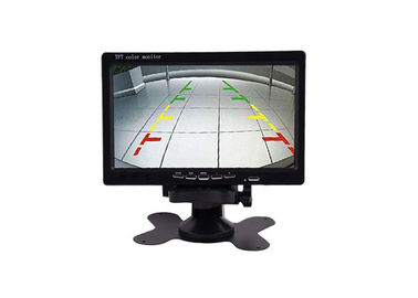 China Universal Heavy Duty Van Trailer Track Bus 7 Inch Car TFT Lcd Monitor Rear View distributor