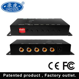China 1 Channel Output Digital Color Quad Splitter , 4 Input Hdmi Multiviewer distributor
