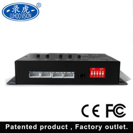 China Electricity Multi Channel Car DVR / Automatic Vehicle Mobile DVR 75Ω distributor