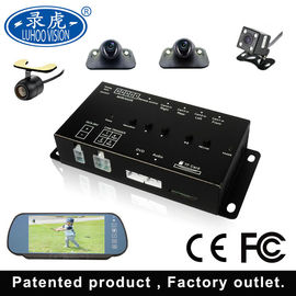 China High Trigger Picture CCTV DVR Recorder / 4ch Mobile DVR 720×576p factory