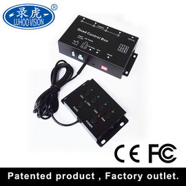 China PAL/NTSC Video Vehicle Black Box DVR With 4 Cameras High Performance factory